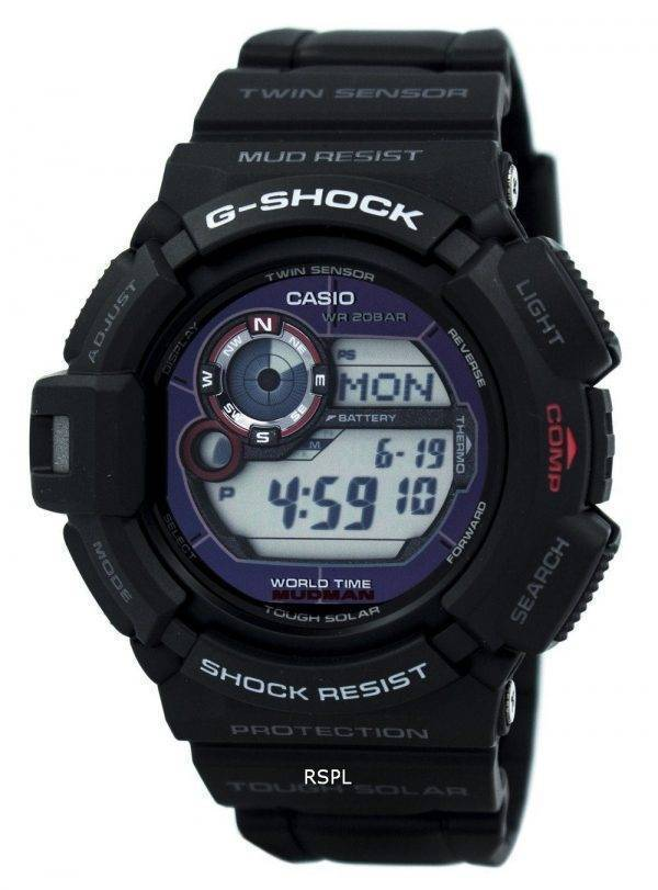 Montre Casio G-Shock Mudman G-9300-1D