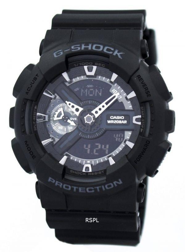 Casio G-Shock GA-110-1B GA-110-1 Montre Homme