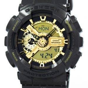 Casio G-Shock World Time GA-110BR-5 a montre homme