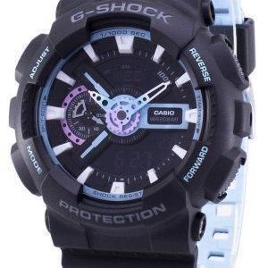 Casio G-Shock résistant aux chocs analogique numérique GA-110PC-1 a GA110PC-1 a montre homme