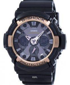 Casio G-Shock Rose or accentués GA-200RG-1 a montre homme