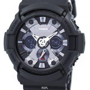 Montre analogique-numérique Casio G-Shock GA-201-1 a masculine