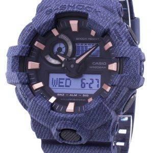 Casio G-Shock illuminateur résistant aux chocs de 200M 2 GA-700DE-a GA700DE-2 a montre homme
