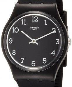 Montre Swatch Originals Blackway analogique Quartz GB301 masculin