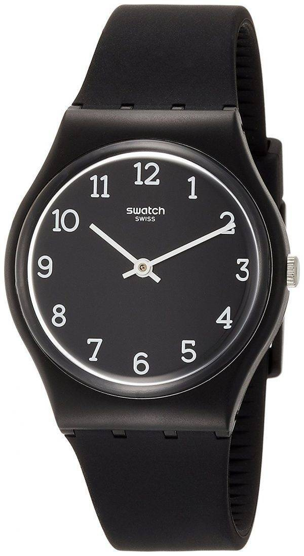 Montre Swatch Originals Blackway analogique Quartz GB301 masculin