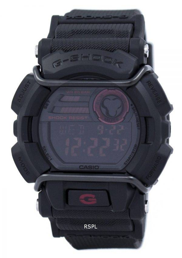 Montre Casio G-Shock illuminateur Super alerte Flash 200M GD-400-1 masculine