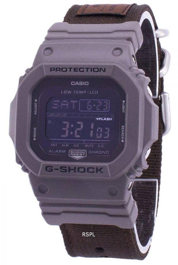 Montre Casio Sport G-Shock G-Lide chronographe GLS-5600CL-5 GLS5600CL-5 hommes