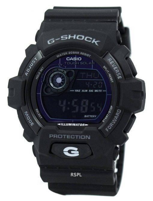 Casio G-Shock série Tough Solar GR-8900A-1D montre de sport pour hommes