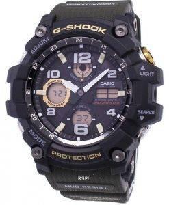 Montre Casio G-Shock Mudmaster Tough Solar 200M GSG-100-1 a 3 GSG100-1 a 3 masculine