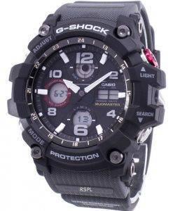 Montre Casio G-Shock Mudmaster Tough Solar 200M GSG-100-1 a 8 GSG100-1 a 8 hommes