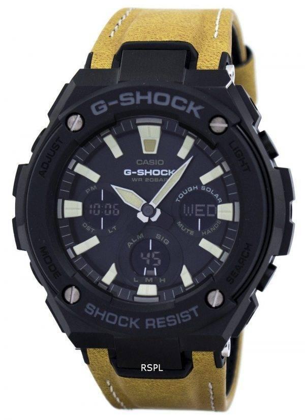Montre Casio G-Shock Tough Solar résistant aux chocs 200M TPS-S120L-1 b masculin