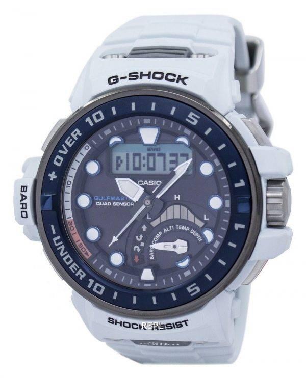 Casio G-Shock GULFMASTER capteur Quad GWN-Q1000-7 a GWNQ1000-7 a montre homme