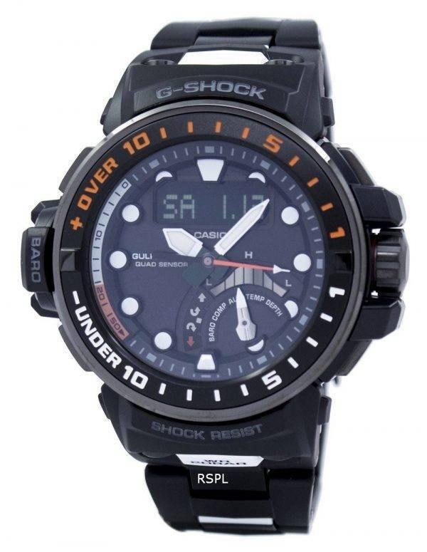 Casio G-Shock GULFMASTER capteur Quad GWN-Q1000MC-1 a GWNQ1000MC-1 a montre homme