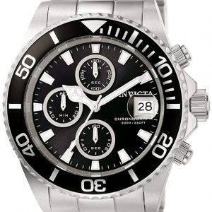 Montre Invicta Pro Diver Chronographe Quartz 200M 1003 homme