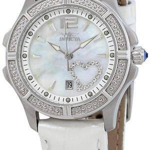 Montre Invicta Wildflower diamant Accent Quartz 1029 féminin