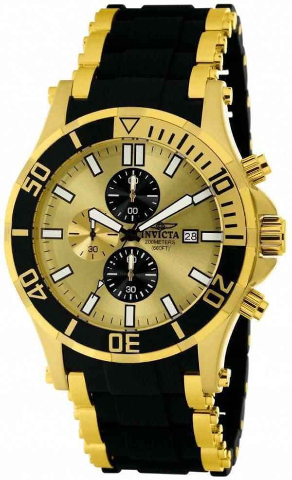 Montre Invicta mer Spider Chronographe Quartz 200M 1478 homme