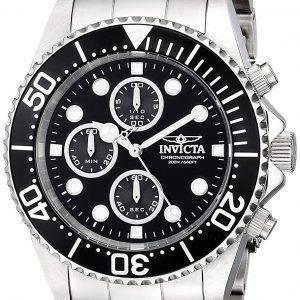 Montre Invicta Pro Diver Chronographe Quartz 200M 1768 homme