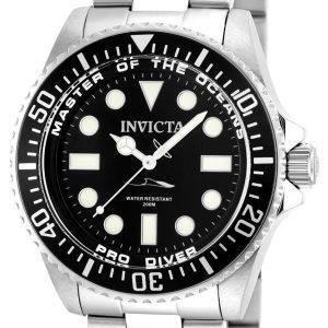 Invicta Pro Diver maître des montre Océans Quartz 200M 20119 homme
