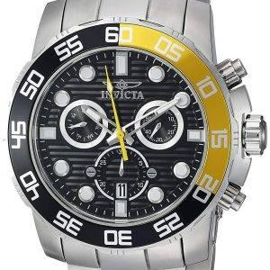 Montre Invicta Pro Diver Chronographe Quartz 21553 homme