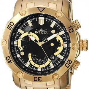 Montre Invicta Pro Diver chronographe tachymètre Quartz 22767 homme