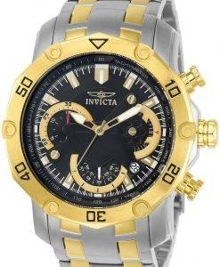 Montre Invicta Pro Diver chronographe tachymètre Quartz 22768 homme