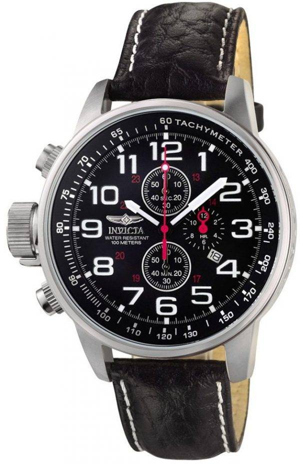 Montre Force de Invicta chronographe tachymètre Quartz 2770 homme