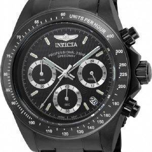 Invicta Signature professionnelle Speedway chronographe 200M 7116 montre homme