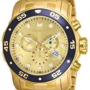 Montre Invicta Pro Diver Chronographe Quartz 200M 80068 homme