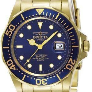 Invicta Pro Diver Quartz professionnel 200M 9312 montre homme