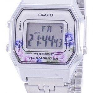 Casio Vintage jeunesse illuminateur Digital LA680WA - 4C Women Watch