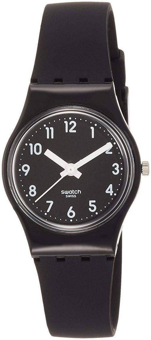 Montre Swatch Originals Lady Black Single Anlog Quartz LB170E féminin
