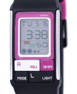 Montre Casio Digital Quartz Dual Time alarme LDF-52-1ADR LDF-52-1 a de la femme