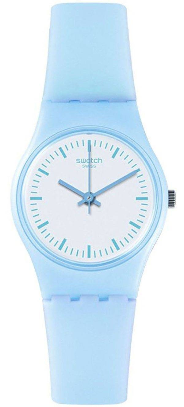 Montre Swatch Originals Clearsky analogique Quartz LL119 féminin