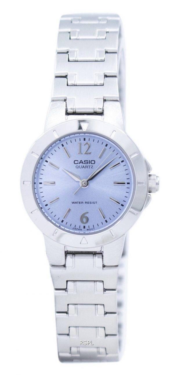 Montre Casio Quartz analogique LTP-1177A-2ADF LTP-1177A-2 a de la femme