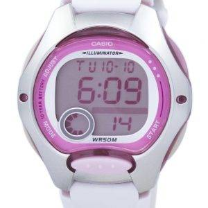 Montre Casio Digital Sports Illuminateur LW-200-7AVDF femmes