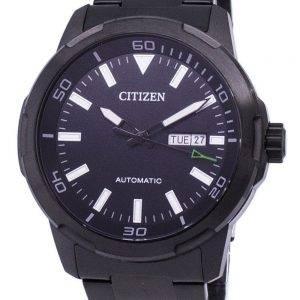 Montre Citizen analogique automatique NH8375-82F masculine