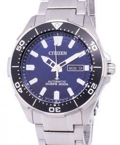 Citizen Promaster Marine Scuba Diver 200M automatique NY0070 - 83L montre homme
