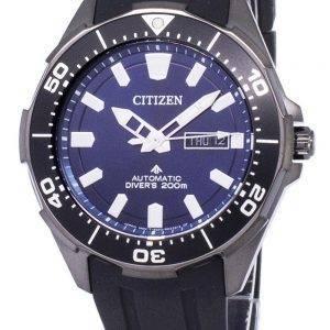 Citizen Promaster Marine plongeur 200M automatique NY0075 - 12L montre homme