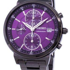 Montre Seiko chronographe Quartz SNDV25 SNDV25P1 SNDV25P féminin