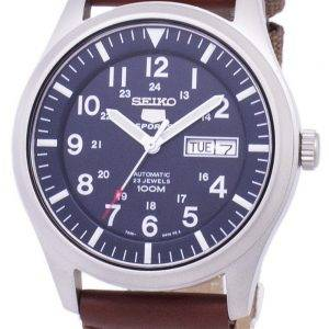 Seiko 5 Sports automatique toile sangle SNZG11K1-NS1 hommes