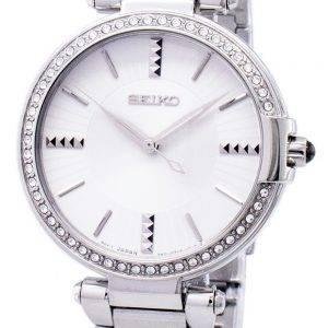 Seiko Quartz diamant Accents Watch SRZ515 SRZ515P1 SRZ515P féminin