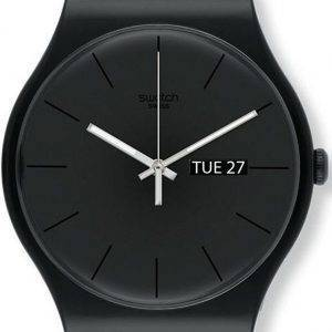 Montre Swatch Originals mystère vie Quartz SUOB708B masculin