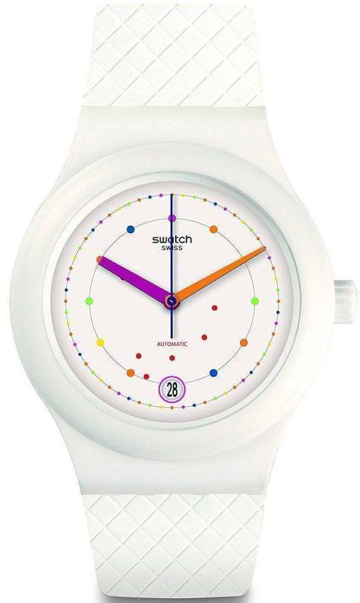 Montre Swatch Originals Sistem Polka automatique SUTW403 masculin