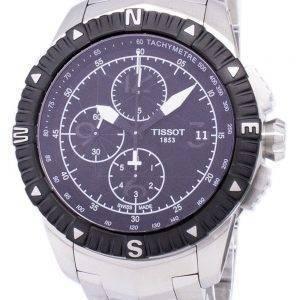 Montre Tissot T-Navigator chronographe automatique T062.427.11.057.00 T0624271105700 masculin