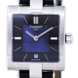 Montre Tissot T02 Quartz T090.310.17.121.00 T0903101712100 féminin