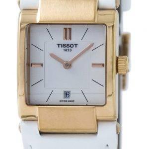 Montre Tissot T-Lady T02 Quartz T090.310.36.111.00 T0903103611100 féminin