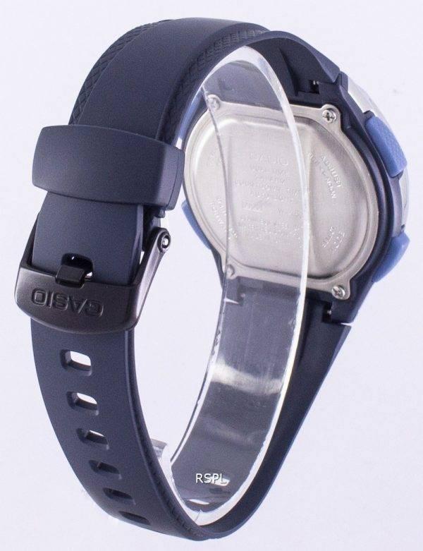 Montre Casio Sport illuminateur marée graphique Moon Phase numérique W-753-2AV W753-2AV hommes