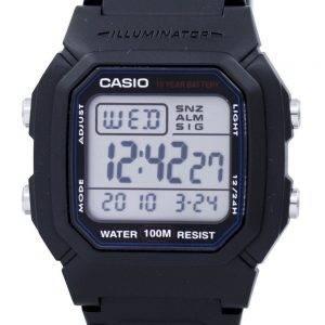 Casio Digital Illuminator classique W-800H-1AVDF W-800H-1AV montre homme
