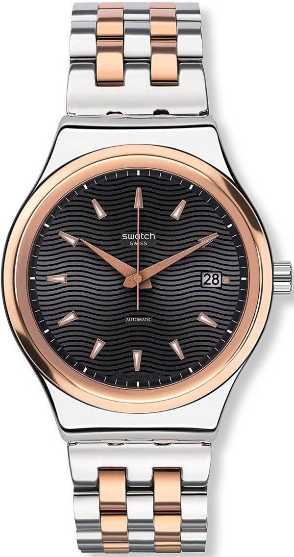 Montre unisexe Swatch Irony Sistem Tux YIS405G automatique