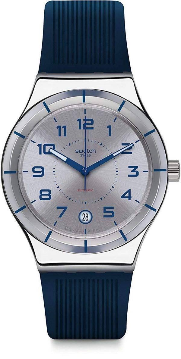 Montre Swatch Irony Sistem marine automatique YIS409 masculin